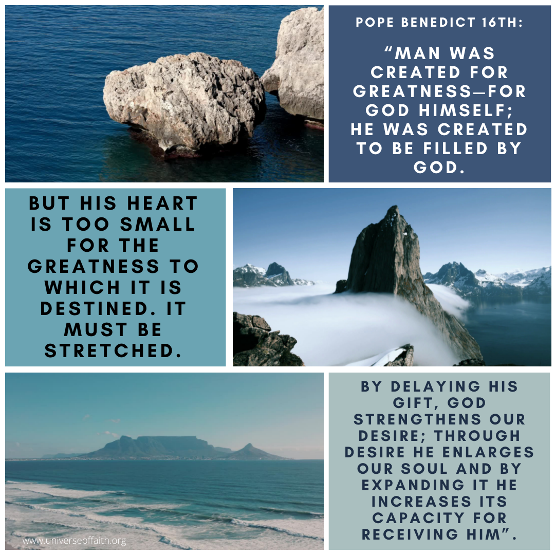 God's Goodness Quote