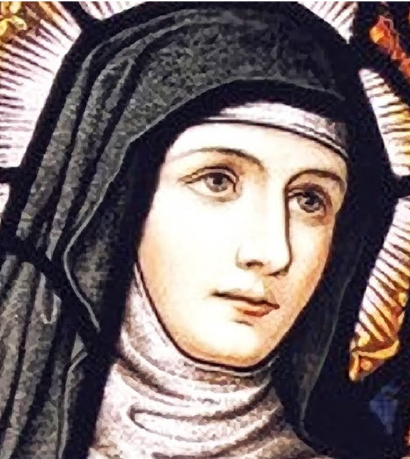 Saint Gertrude the great prayer quote