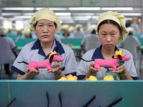 how toys are manufactured