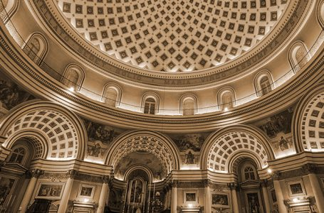 The Mosta Dome Catholic Basilica. Photo: Christina Gatt