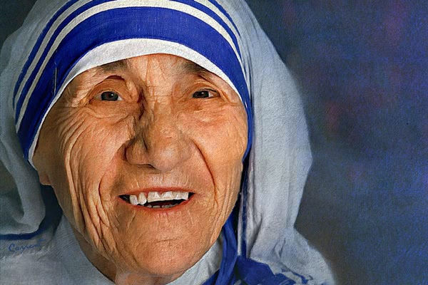 Radiating Christ – A Prayer By Mother Teresa
