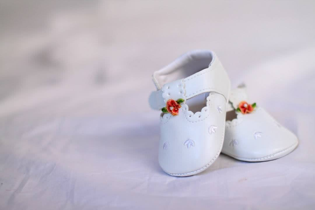 Baptism shoes