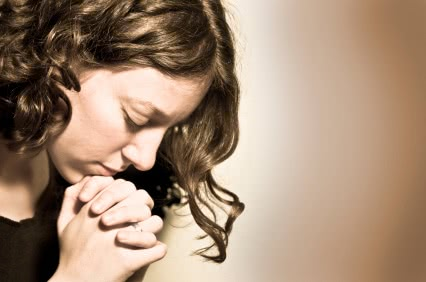 Millions of people around the world rely on prayer in hard times