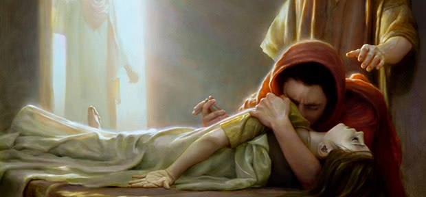 Talitha, the girl from the gospel of Mark