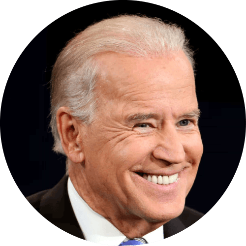 Christian Celebrities - Joe Biden