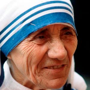 Mother Theresa, a life of giving