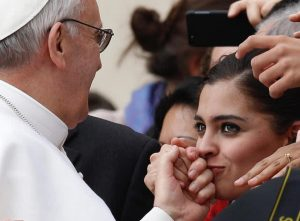 Pope Francis on Women's Role