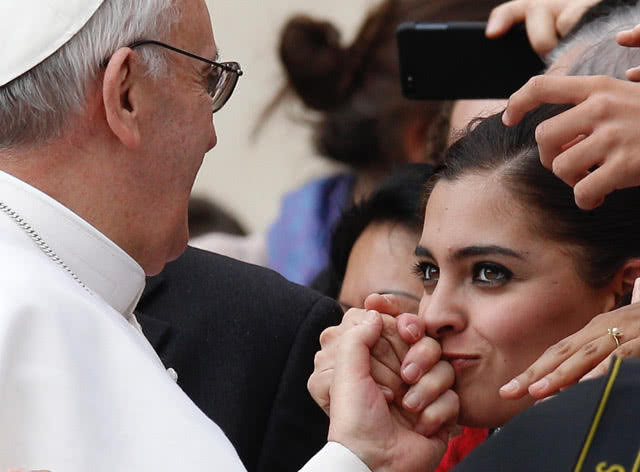 Top Pope Francis' Quotes on Women