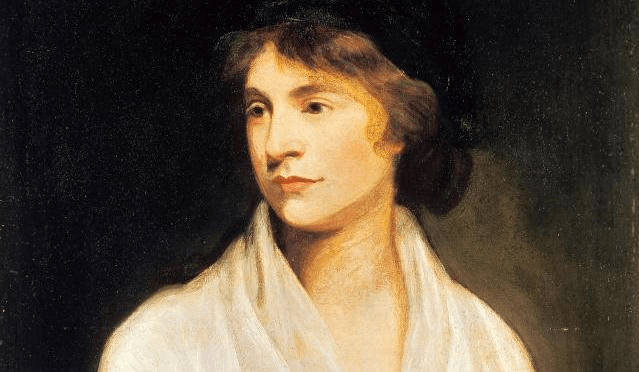 Feminist Mary Wollstonecraft against abortion