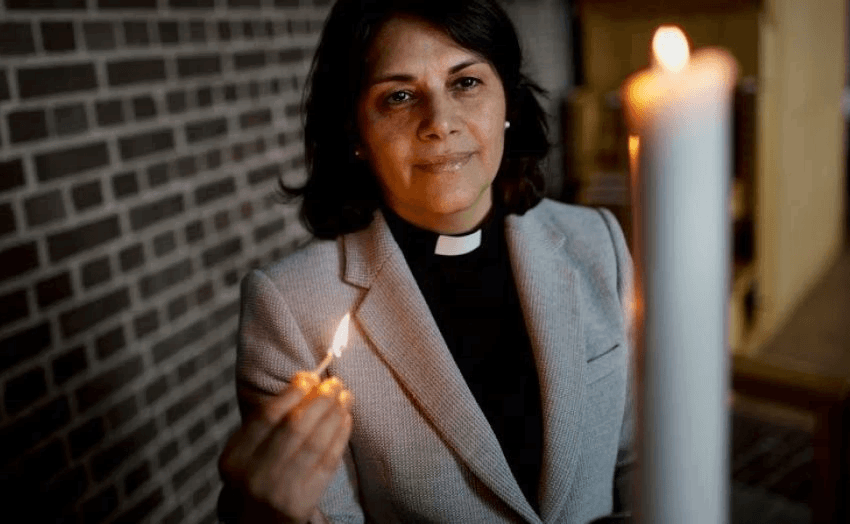 Annahita Parsan's Story  – Journey From Muslim to Christianity