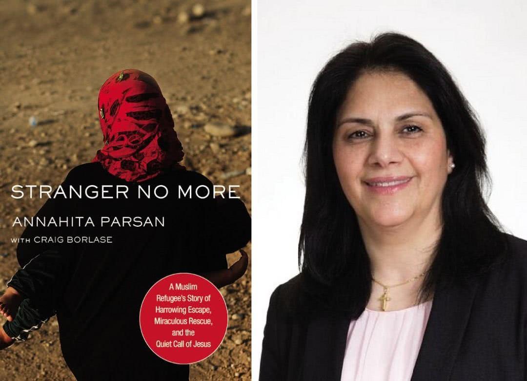 Annahita Parsan's story