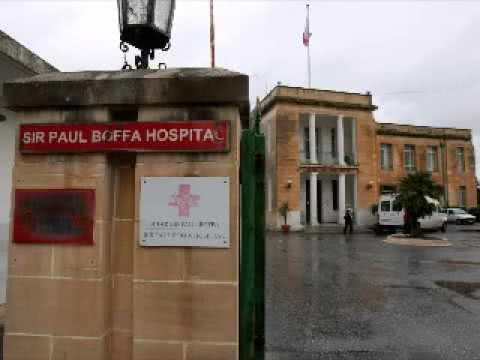 Sir Paul Boffa Hospital, Malta