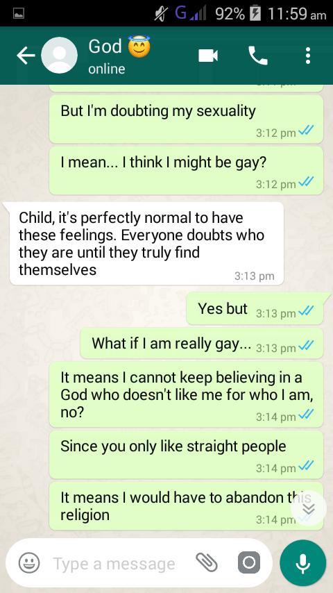 LGBT Religious views