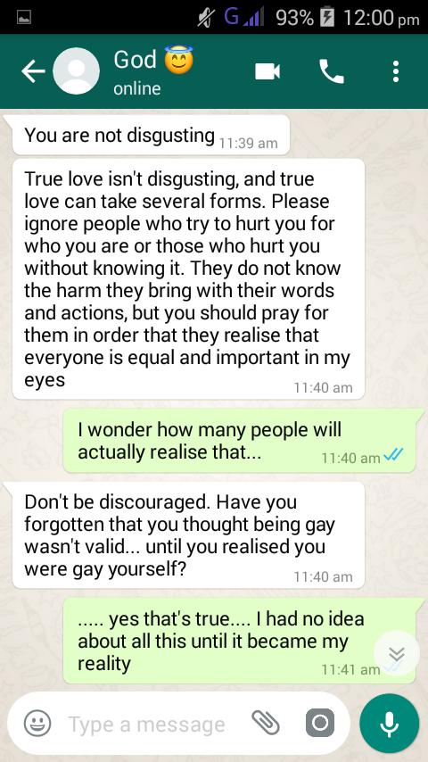 LGBT Catholic
