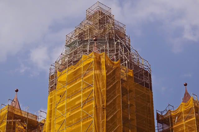 Restoring And Rebuilding The Church