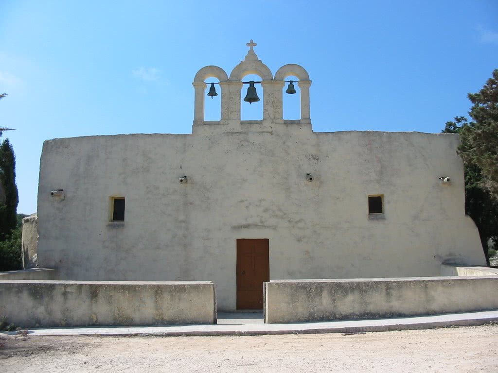 Comino Chapel, Malta, Future of the Church Photo: Mapio.net