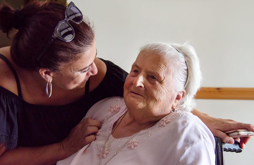 Dignity in elderly care