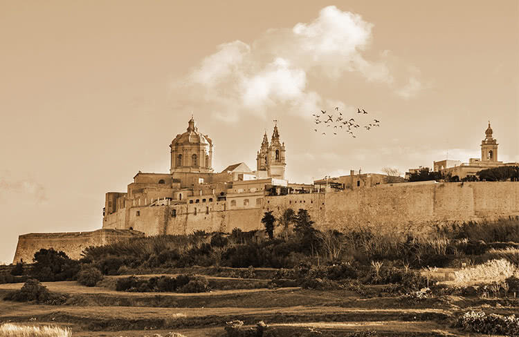 Mdina Cathedral Malta. Photo: Christina Gatt