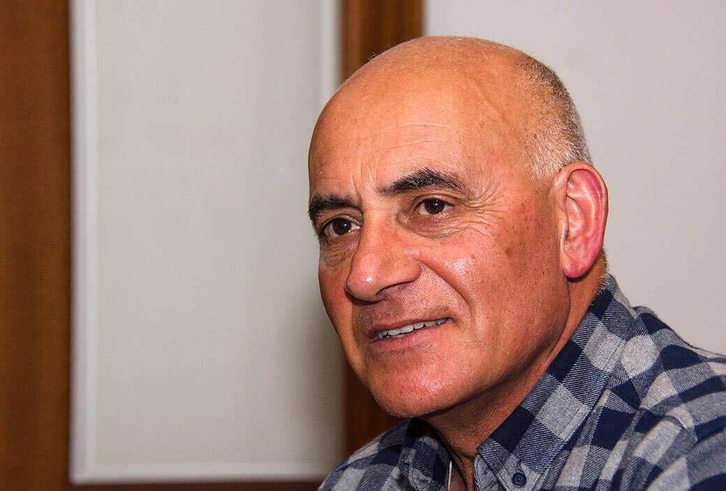 Joseph Gauci, landlord, renting in Malta