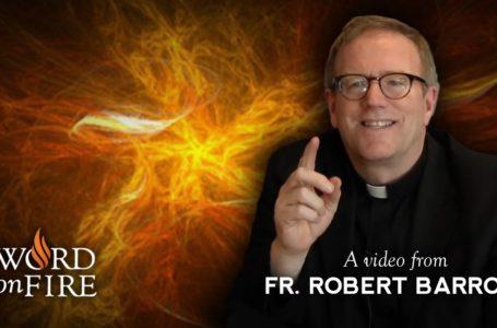 Bishop Barron On The Holy Spirit
