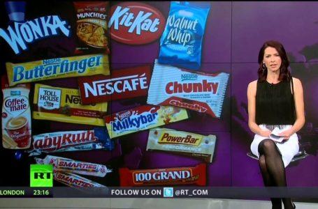 Nestle Chocolate & Child Slavery