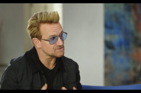 Bono From U2 On Death