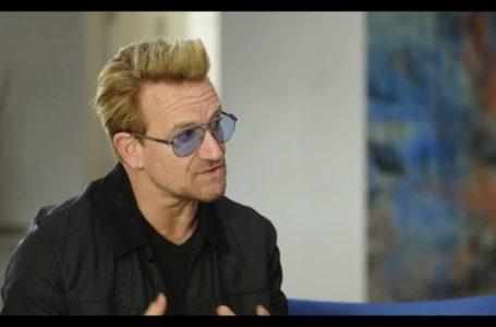 Bono From U2 On Death