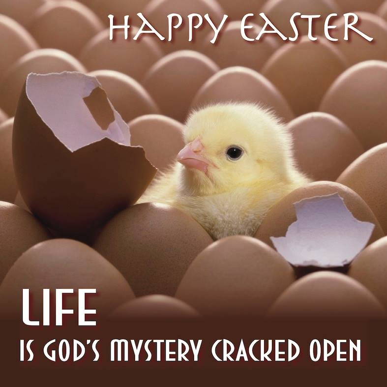 Christian Easter message for Facebook