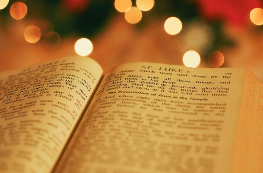 Christmas Prayers and Poems
