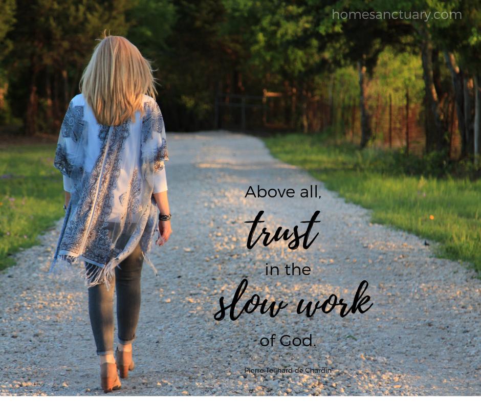 Patient Trust Prayer