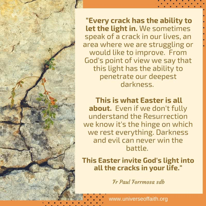 Christian Easter message