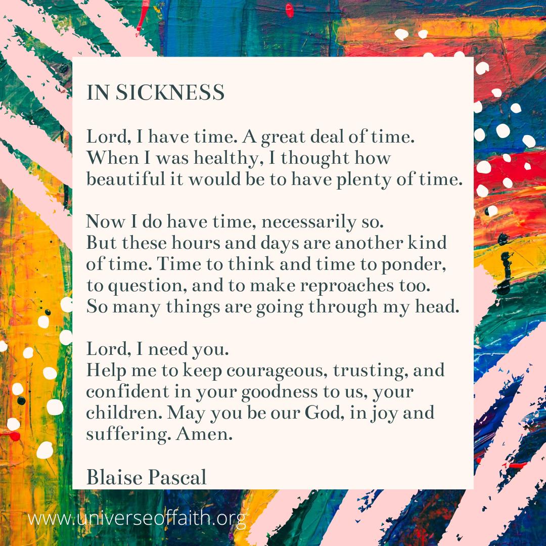 Catholic Prayers for Strength