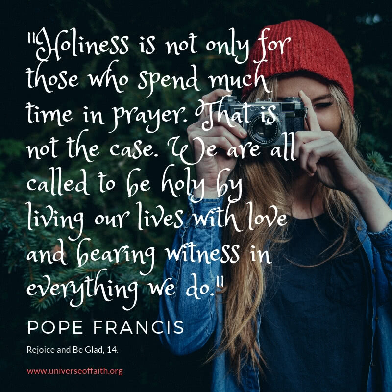 Holiness Quotes