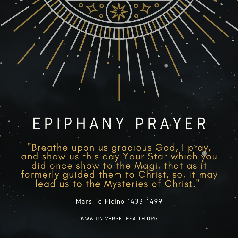 Epiphany Prayer