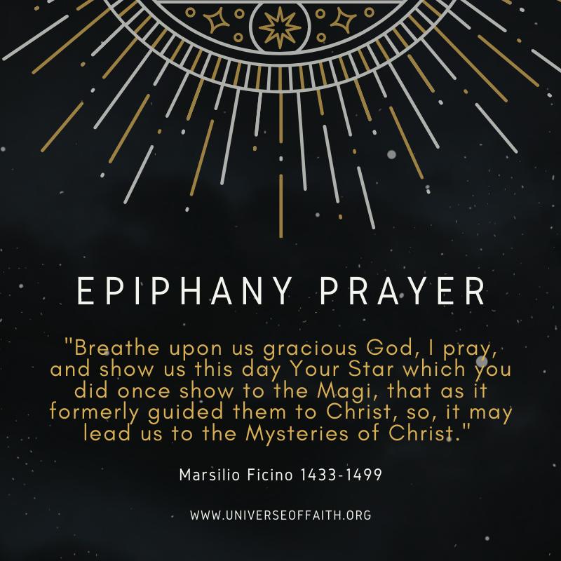 Epiphany Prayer Catholic