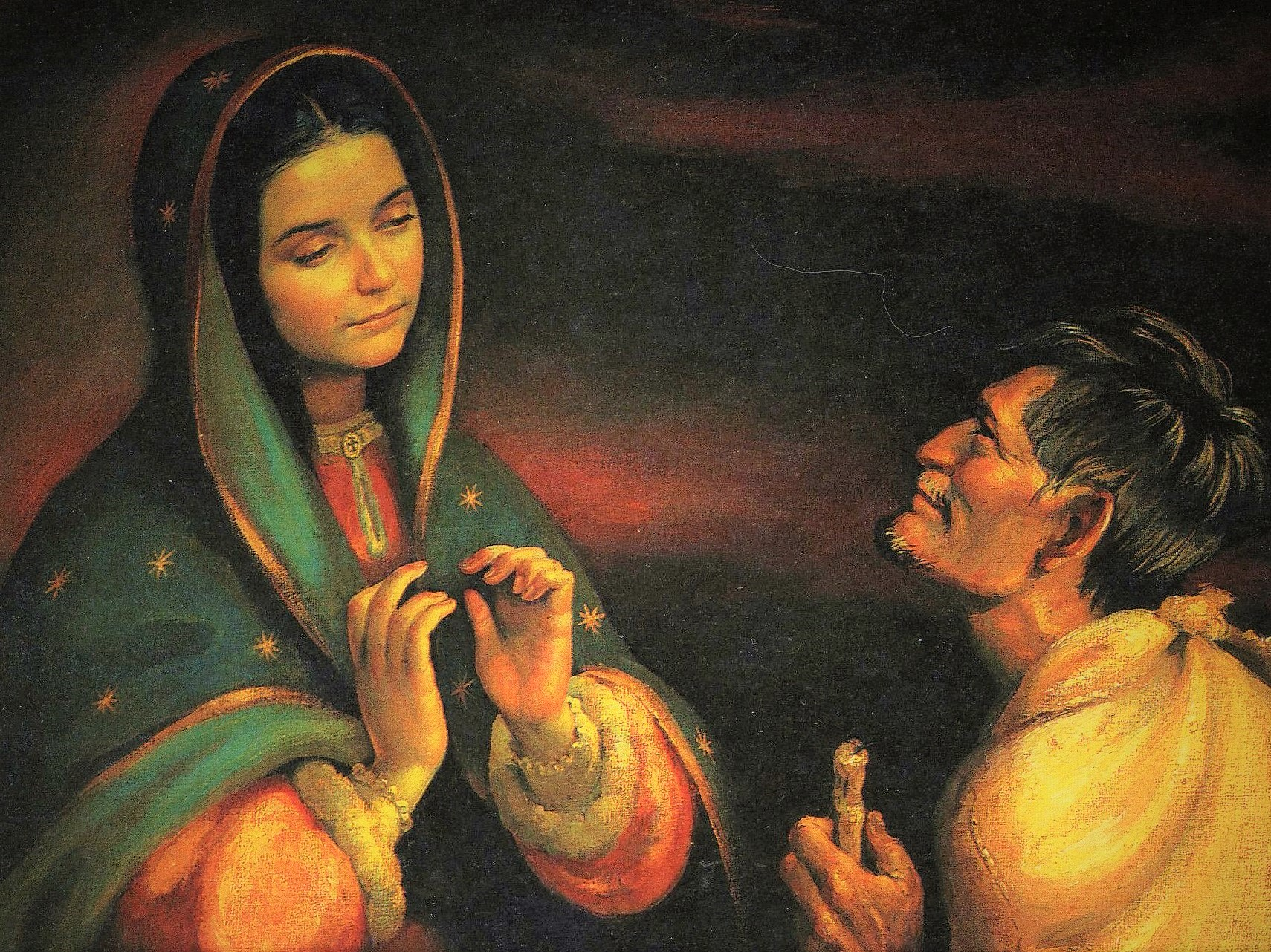 Mary as our mother