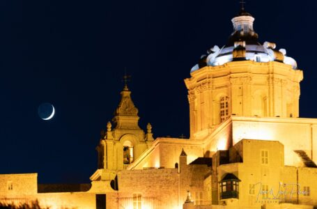 Photo credit: Ian Noel Pace. Mdina Cathedral, Malta