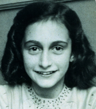 Anne Frank beauty quote